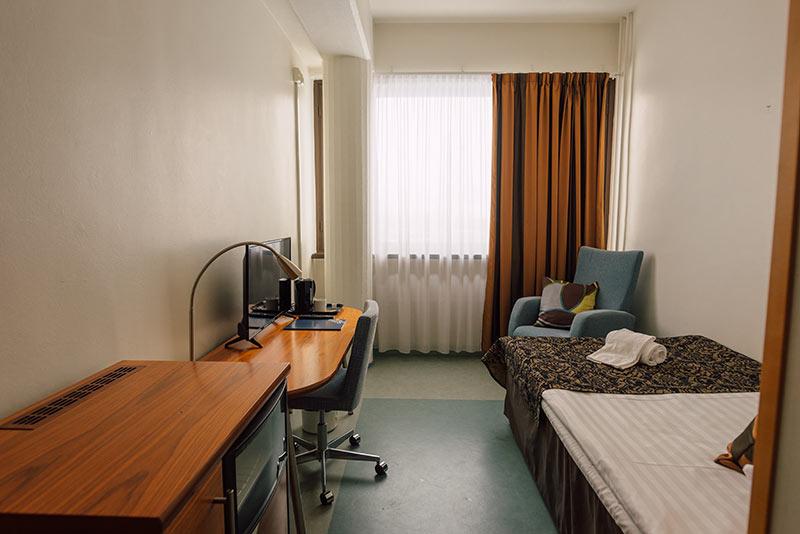 1hengenhuone hotellikumpu outokumpu