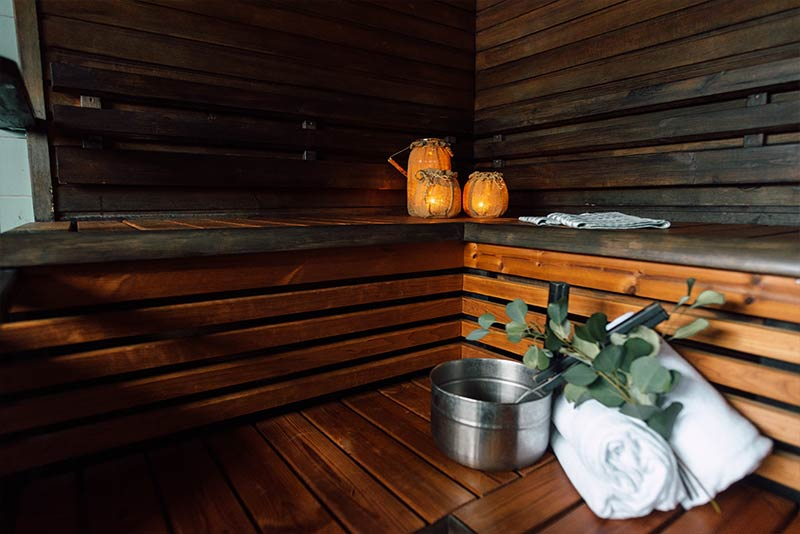 sauna hotellikumpu outokumpu